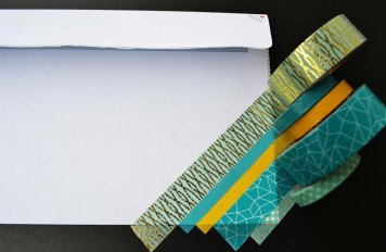 DIY Washi Tape Corner Bookmarks - serendipidiy.wordpress.com