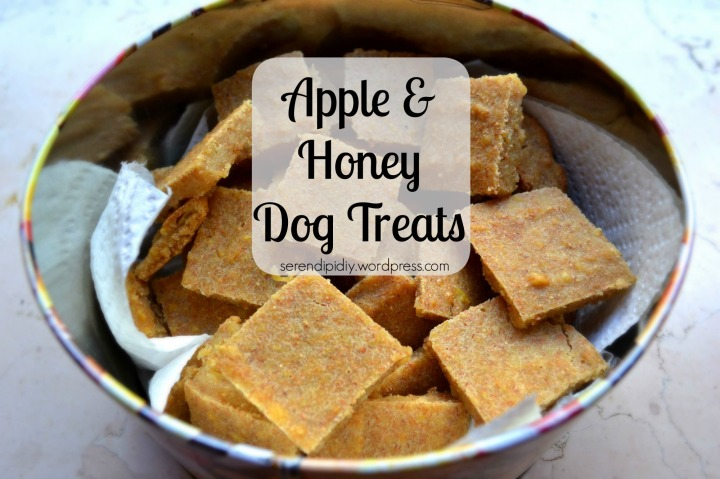 Apple & Honey Dog Treats 🍎 🍯 🐶