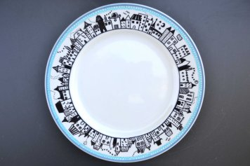 DIY Baked Sharpie Plates - serendipidiy.wordpress.com