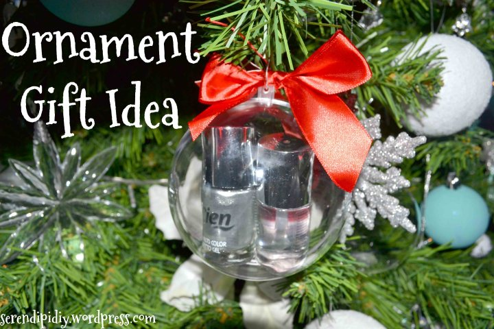 Ornament Gift Idea - serendipidiy.wordpress.com