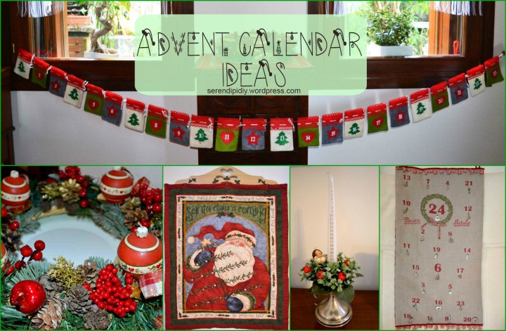 Advent Calendar Ideas - serendipidiy.wordpress.com