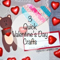 3 Quick Valentine's Day Crafts 💘