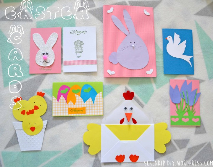 DIY Easter Cards 🐰🥚💐