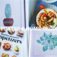 Updates & Home Decor