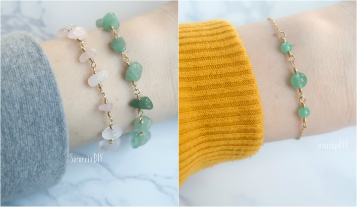 3 new handmade bracelets in my Etsy shop!